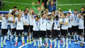 Alemania campeón de la cofedraciones 2017