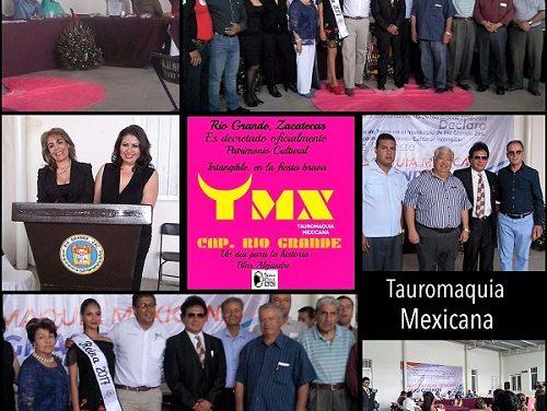 Río Grande, Zacatecas, decretó a la Fiesta Brava como PCI
