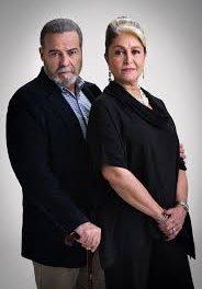 """Daniela Romo y Cesar Évora serán """"Salvajes"""""""