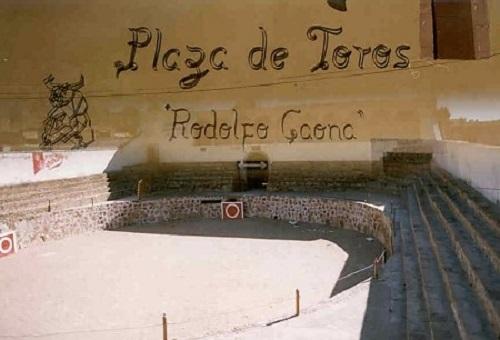 Corrida en Cañadas de Obregón