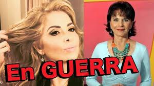 Gloria va con todo vs Chapoy