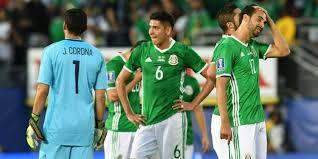 México en La Copa Oro pega un petrado