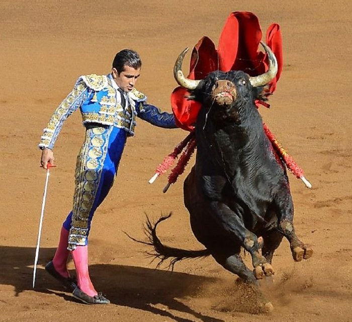 Joselito Adame fue ovacionado en Santander