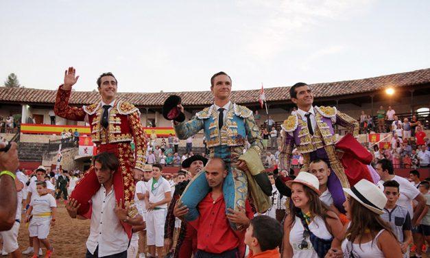 Joselito Adame triunfa en El Burgo de Osma