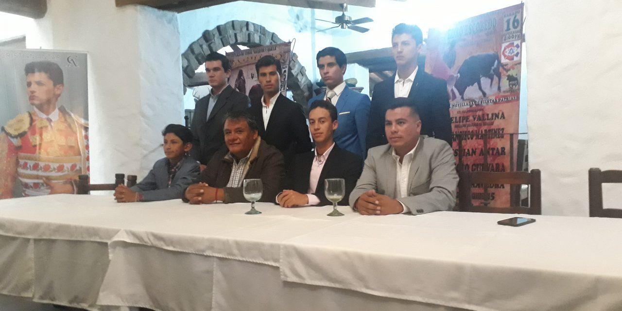 Nuevo doblete «Hidalgo Tradición Taurina»