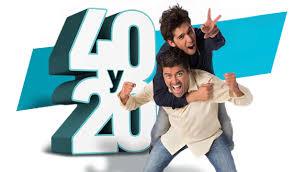Hoy inicia la nueva temporada «40 y 20»
