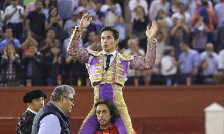 "Triunfa ""Armillita IV"" en la segunda de San Luis"