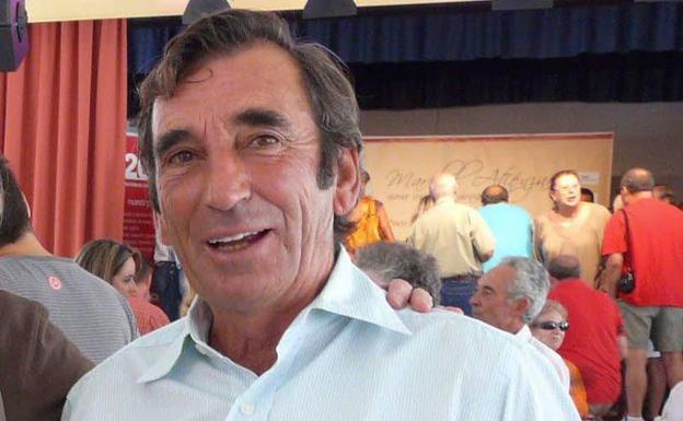 El maestro Dámaso González falleció la mañana de este sábado