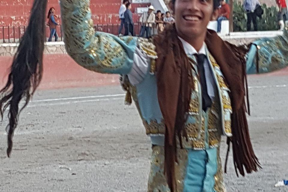 Manuel Gutiérrez fue el máximo triunfador en San Luis de la Paz