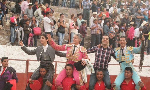 Exitosa corrida en Chicavasco
