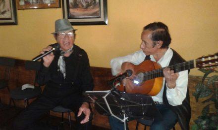 Miguel Ortas celebró 64 años de alternativa