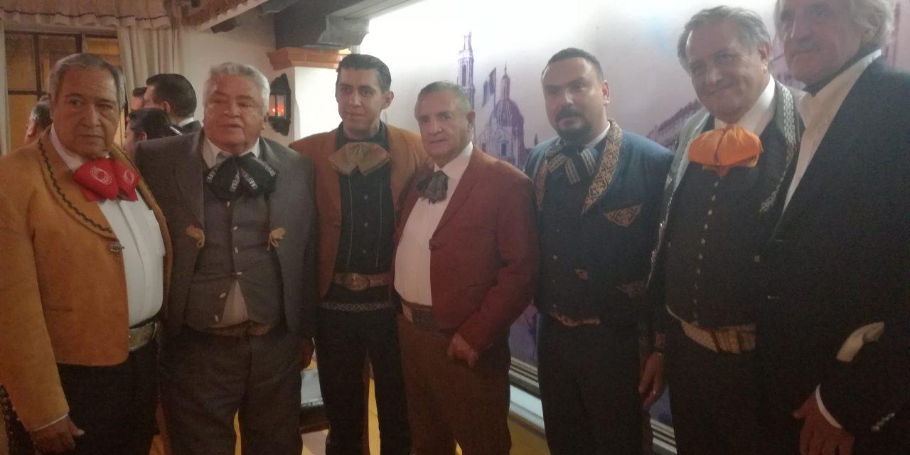Cena en honor al matador Juan Luis Silis