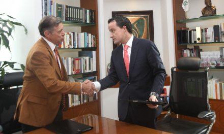 La Asociación de Matadores  y el IMSS firman convenio