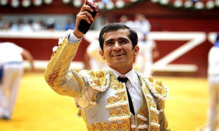 Maestría de Joselito y firme actitud de Luis David