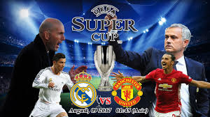 Real Madrid vs Manchester, Zinedine Zidane vs Mourinho ¡Hala Madrid!