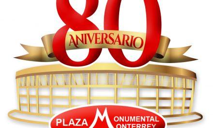 "Festejos del 80 aniversario de la Monumental ""Lorenzo Garza"""