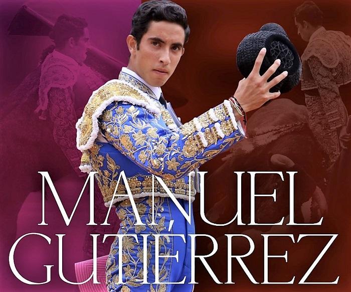 Manuel Gutiérrez con varias fechas