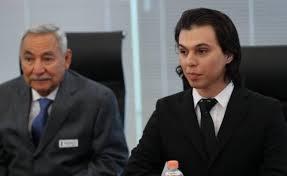 """Un hijo más del """"Divo de Juárez"""" demanda penalmente a Iván Aguilera"""