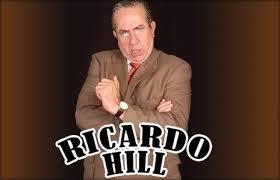 """Ricardo Hill un trabajador incansable que hasta al """"Ticher"""" lo lleva al Table."""