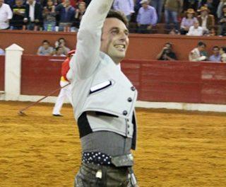 Andy Cartagena cortó la única oreja en San Luis