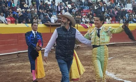 Angelino de Arriaga indulta a «Allende»