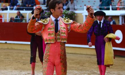 Le esperan tres festejos al novillero Arturo Gilio