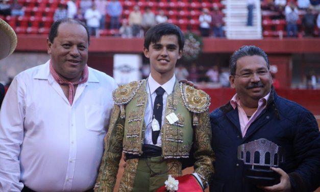 Diego Sánchez se lleva el Escapulario de Plata