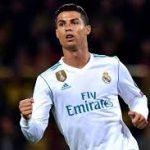 Con doblete de Ronaldo y uno de Bale R.Madrid 3-1 Borussia Dortmund