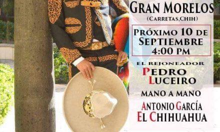 Corrida Charro-Taurina en Gran Morelos