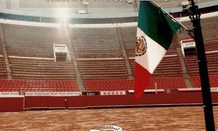 La Plaza México en óptimas condiciones