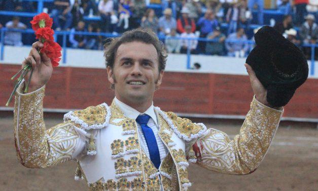 Oreja para Rivera y Sotelo en Uriangato