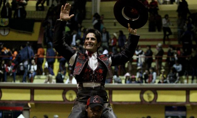 Gamero dos orejas en Teziutlán