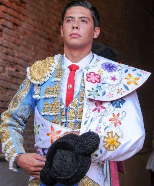 José María Pastor en la de triunfadores de San Miguel de Allende