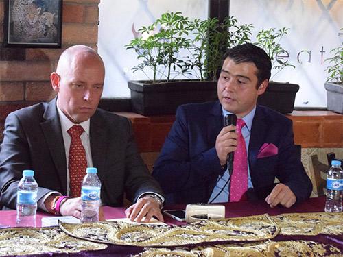 Termina relación de apoderamiento entre Peláez y Cuéllar