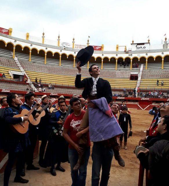 Entrega y decisión de los chavales en Morelia