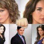 Ayer estreno de Novelas y series en televisoras