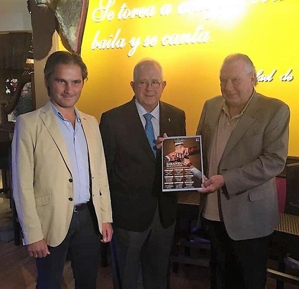 Leo Valadez tomará la alternativa en la Feria del Pilar de Zaragoza