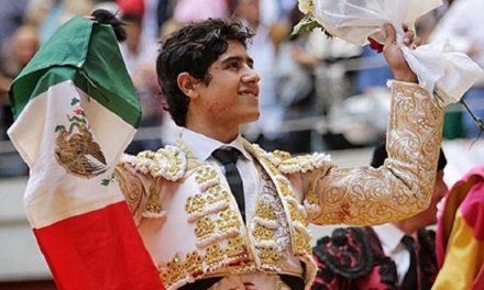 Luis David triunfa en Logroño