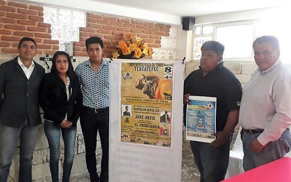 Presentan cartel en Texcatepec