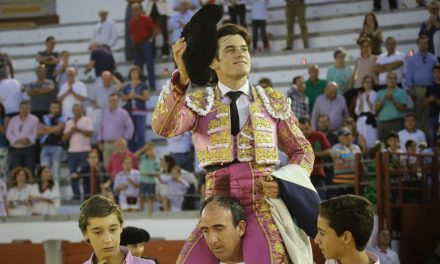 Triunfo redondo de José Garrido en Pozoblanco
