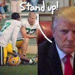 Trump sigue en pleito con la NFL