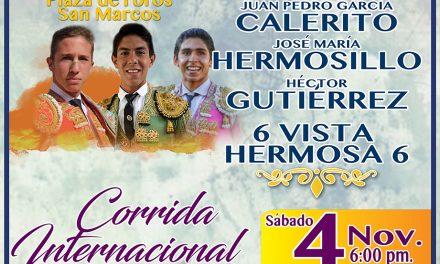 Dos festejos taurinos para el Festival Cultural de Calaveras