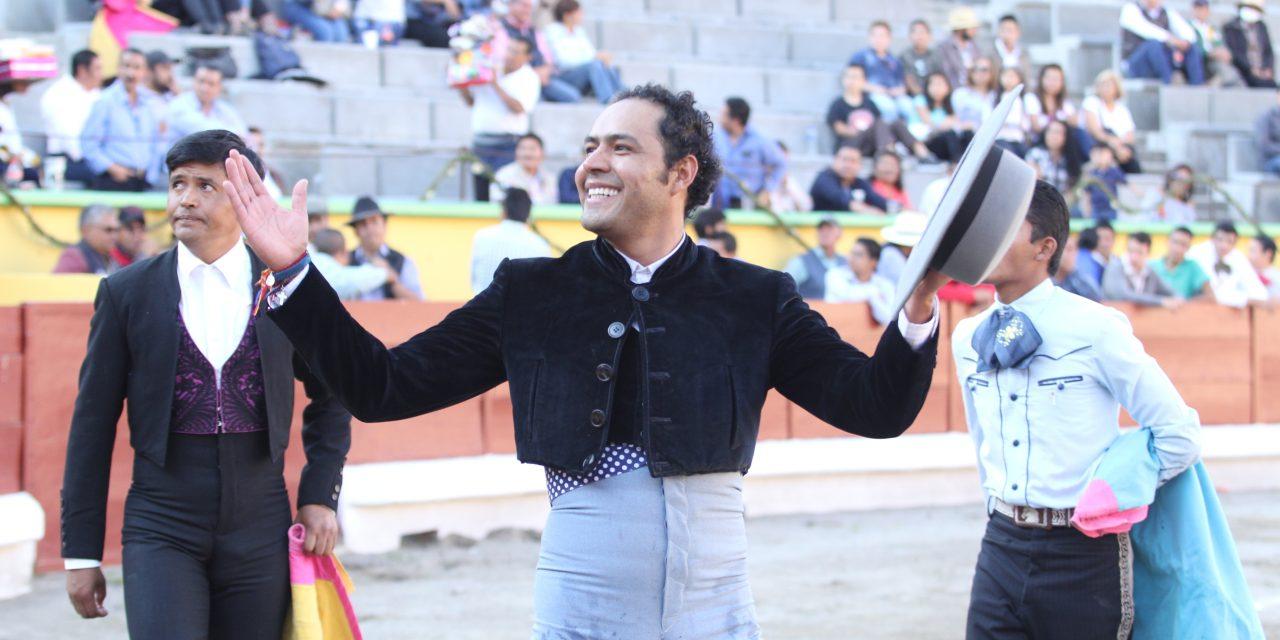 Jerónimo, Angelino y «EL Zapata» fueron orejeados