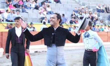 """Jerónimo, Angelino y """"EL Zapata"""" fueron orejeados"""