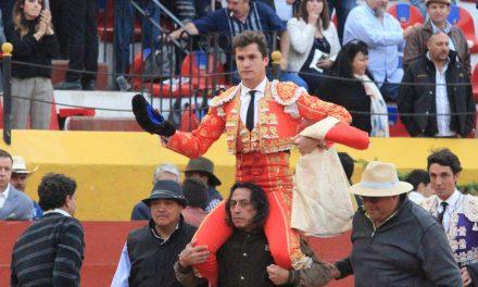 Luque salió en volandas de «La Vicente Segura»
