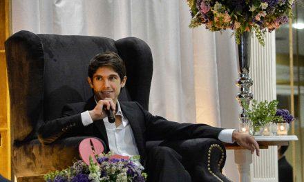 Sebastián Castella charla con la afición  y prensa hidrocálida