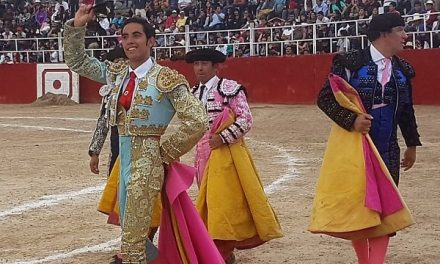 Anuncian novillada en Villa García