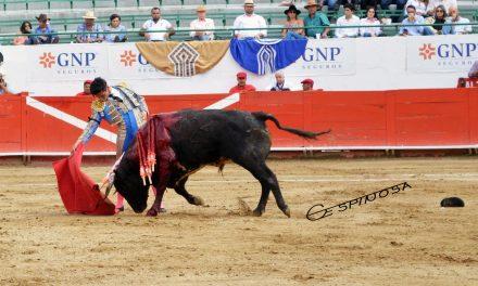 Vuelta al ruedo de Ricardo de Santiago en GDL