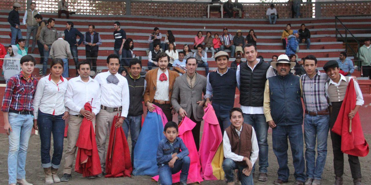 Quinta tienta pública en Tlaxcala