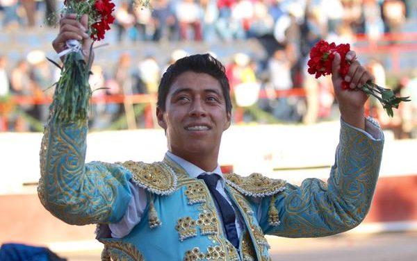 Sergio Flores cortó la única oreja en Jiquilpan